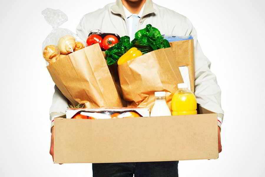 Заработок на доставке продуктов - как это сделать в интернете?